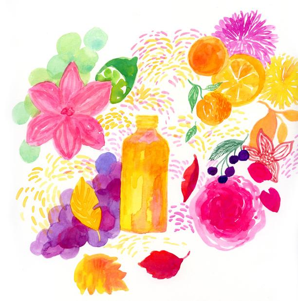 fragrance-glitter