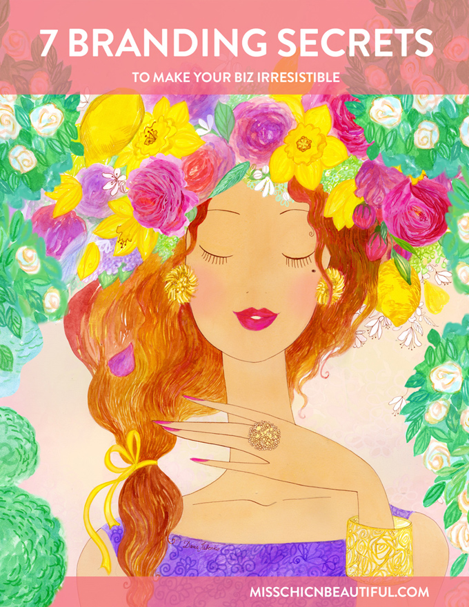 7 feminine branding secrets to make your business irresistible, download your free branding guide.